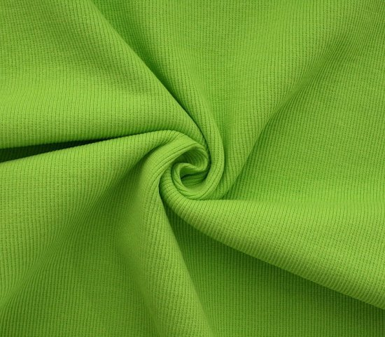 05m Bündchen Bibi lime grün 007 - 2