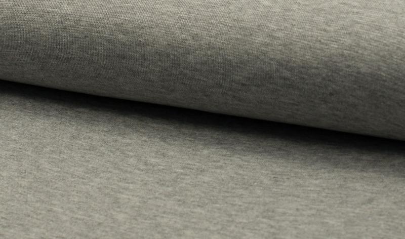 05m Bündchen grau meliert gatt