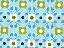 0,5m Beschichtete BW Toddler Ivy L - Soft Cactus
