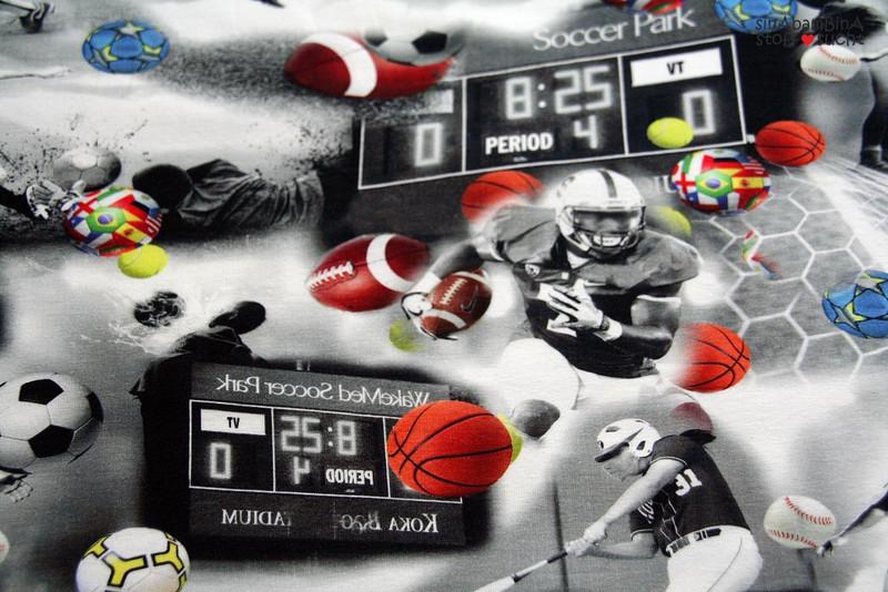 0 5m Jersey Digitaldruck Ball Sport Jungs cool