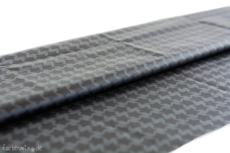 0,5m Black Staaars beschichtete BW grau schwarz