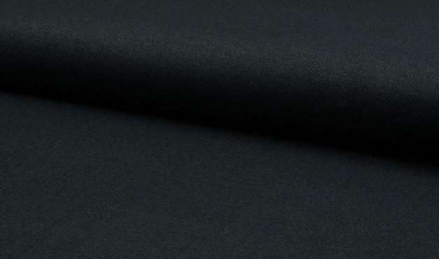 05m Jeans Jersey schwarz black Denim - 1