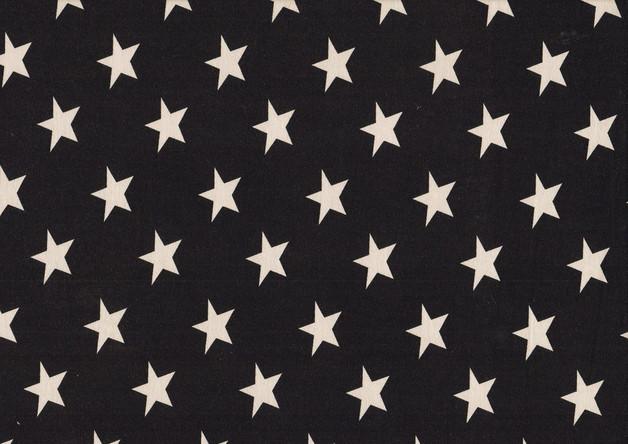 0 5m Jersey Vicente Sterne schwarz weiss Stars