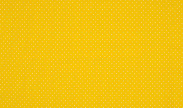 05m Jersey Mini Dots Punkte gelb