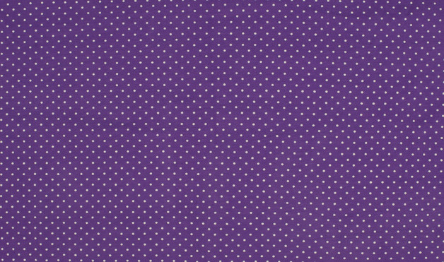 0 5m Jersey Dots Mini Punkte lila weiss