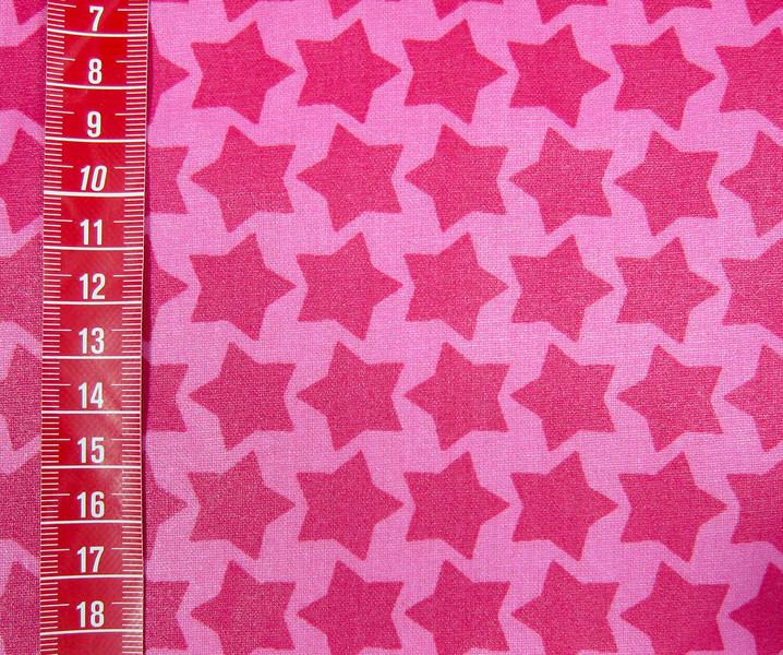 0 5m Black Staaars beschichtete BW pink rosa