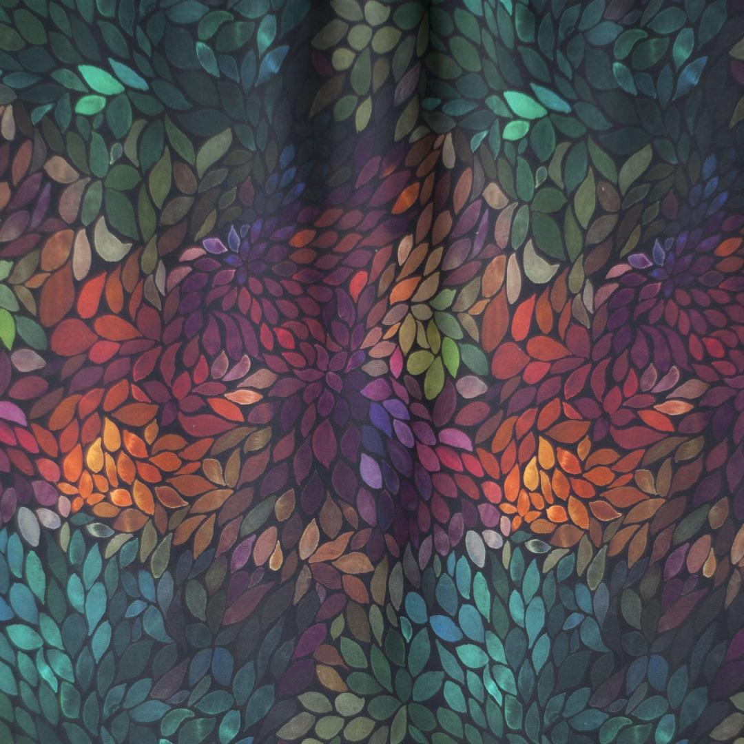 05m Bio Jersey ColorLeaves MINI warm