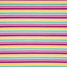 05m Jersey Stripes Streifen hellblau apfelgrün