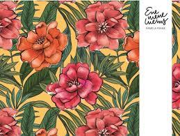 05m Lillestoff Modal Flor del sol