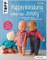 1Buch Puppenkleidung nähen aus Jersey