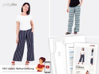 1Stk Florence Sommerhose Papier Schnittmuster by