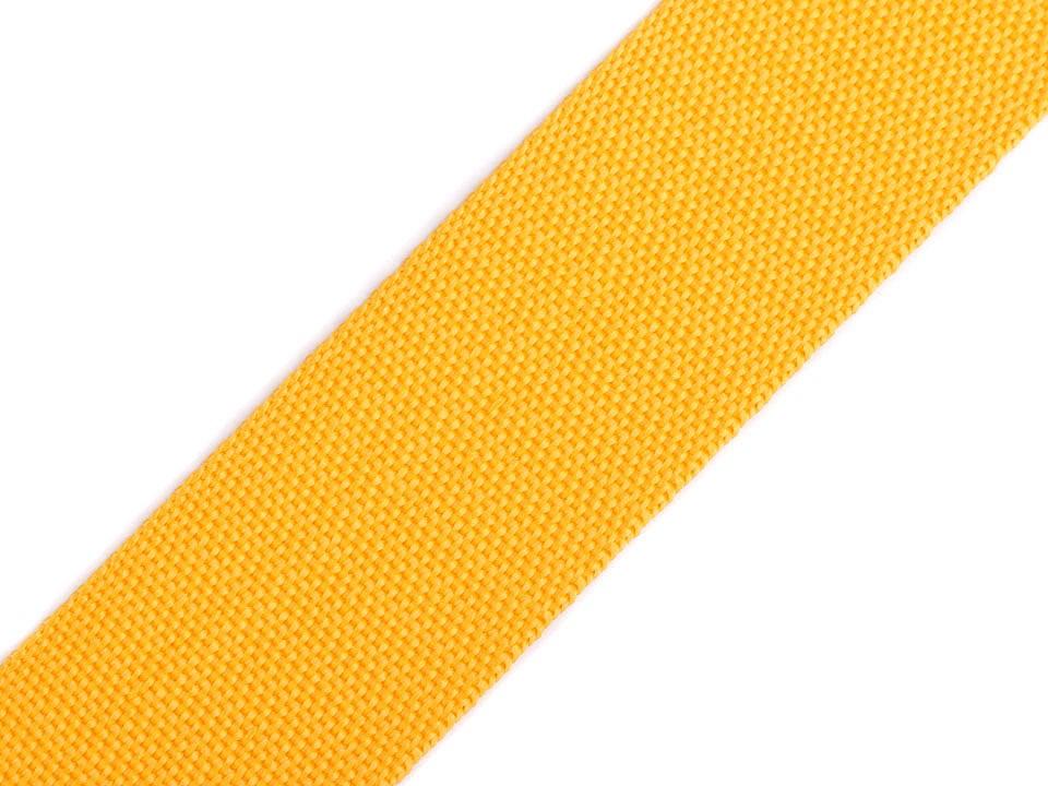 1m Gurtband aus Polypropylen Breite mm