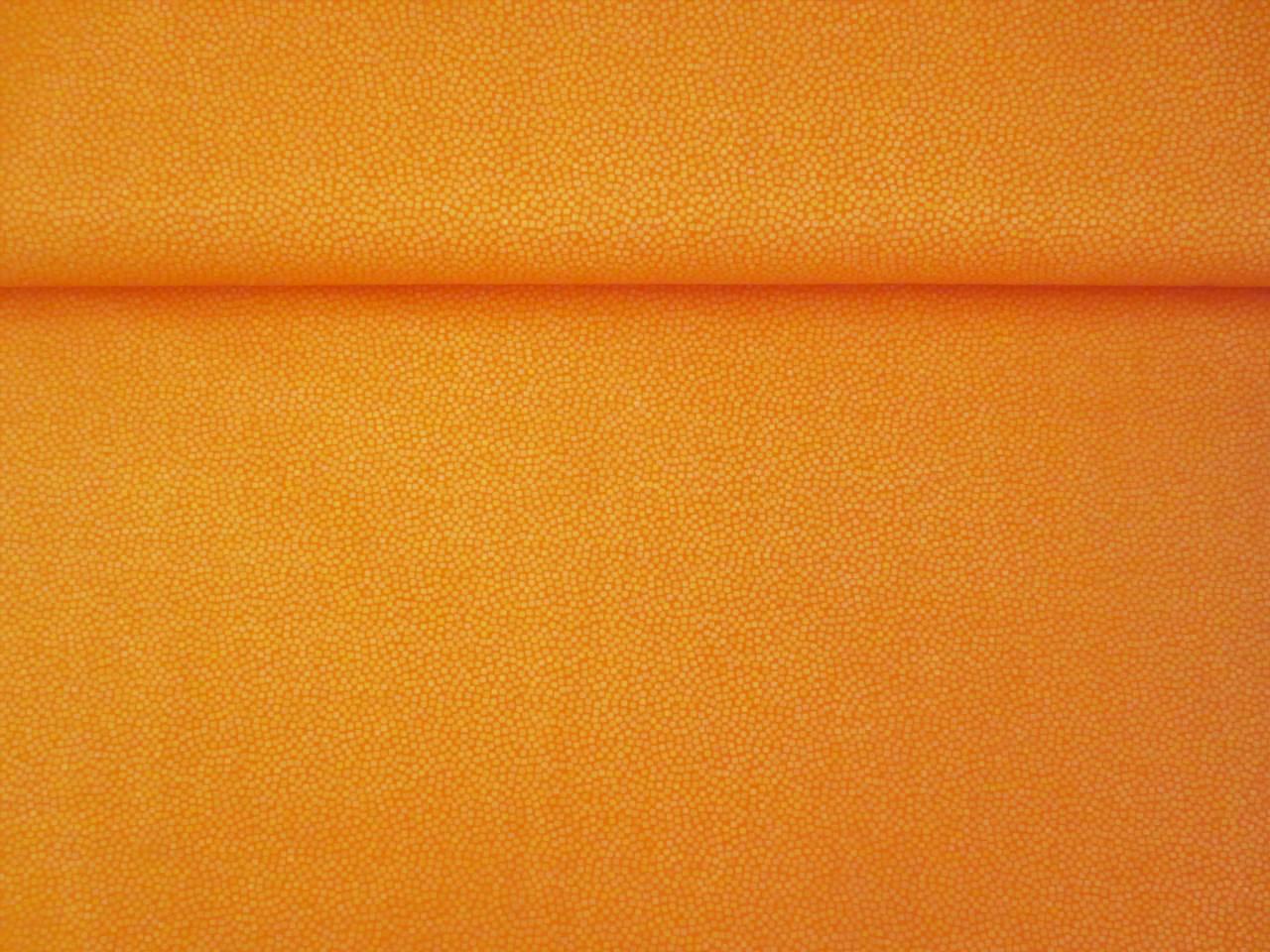 05m BW orange Microdots Punkte