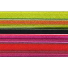 05m Jersey Streifen Multicolor gelbmix 2