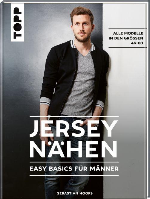 Buch Jersey nähen Easy Basics für