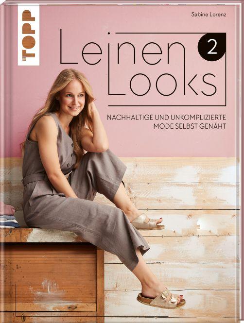 1 Buch Leinen Looks 2 Topp
