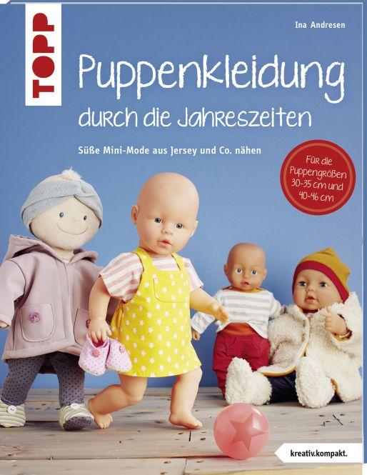 Buch Puppenkleidung durch die Jahreszeiten