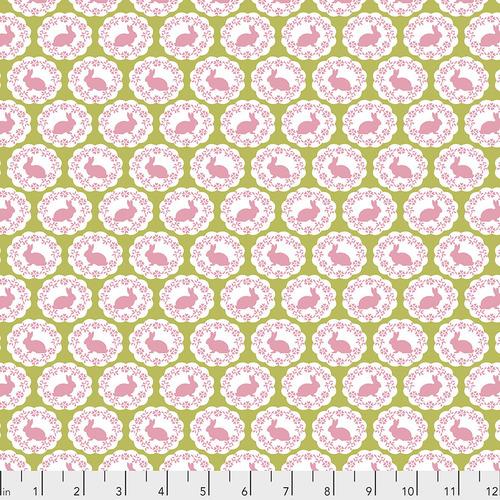 05m BW Bunny Hase gelbgrün weiß