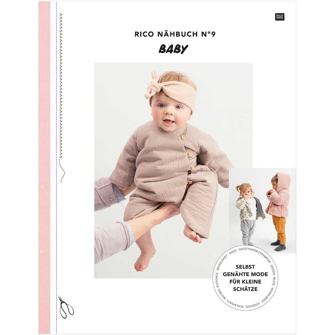 Das kleine Rico Design Nähbuch Nr