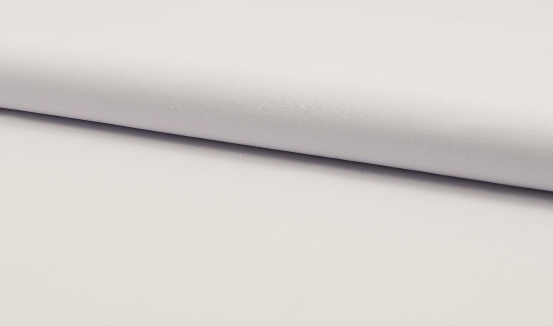05m Baumwolle Uni weiß 004