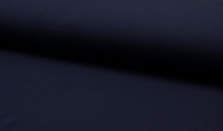 05m Jersey uni navy dunkelblau 008