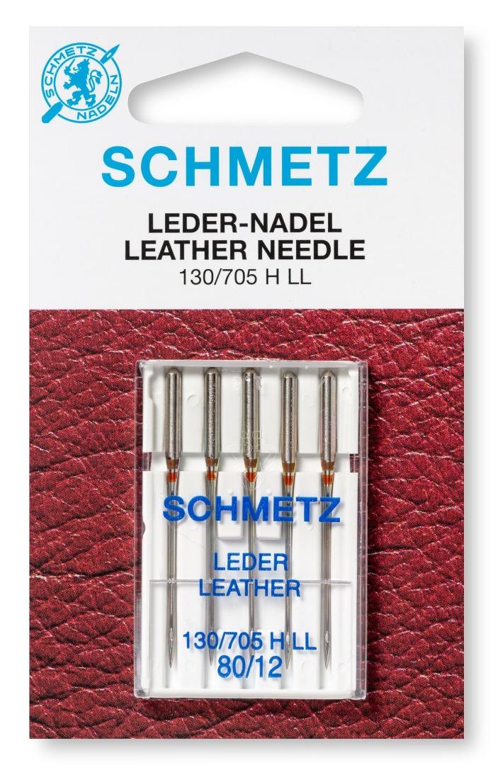 1Pck Leder-Nadeln für die Nähmaschine von