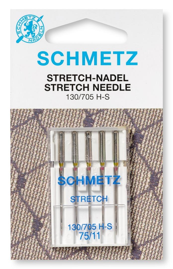 1Pck Stretch-Nadeln für die Nähmaschine von