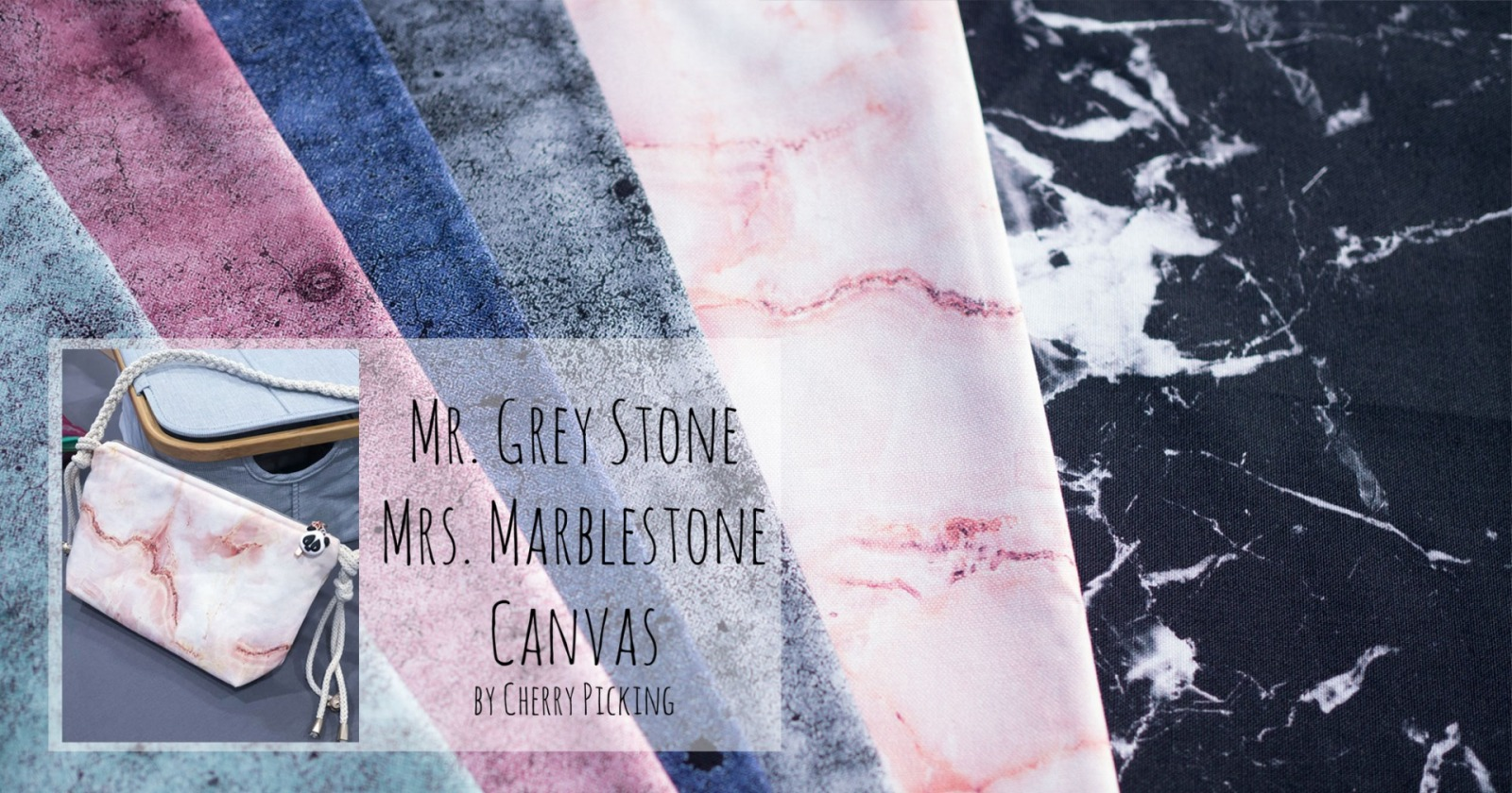 05m Canvas Mrs Marblestone by Cherry