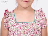 1Stk Leni Kinderkleid Papier Schnittmuster by