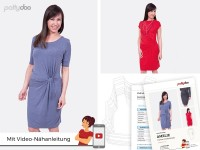 1Stk Amelie Knotenkleid Papier Schnittmuster by