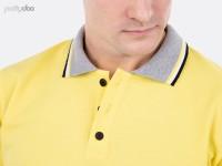 1Stk Jake Herren Poloshirt Papier Schnittmuster