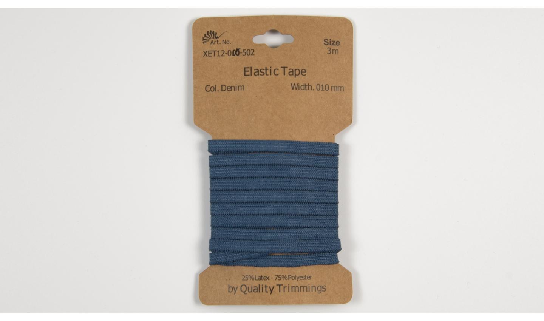 3m FLACHGUMMI Elastic Tape 5mm Jeans