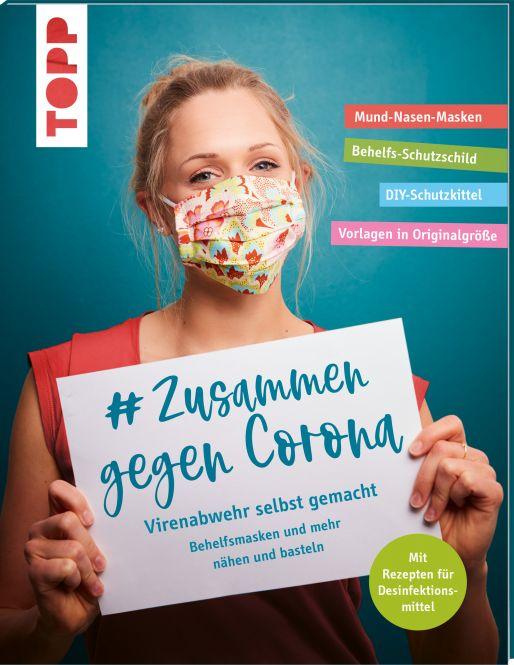 Buch Zusammen gegen Corona Virenabwehr selbst