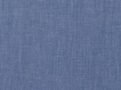 05m Garn gefärbte Baumwolle melierthimmel blau