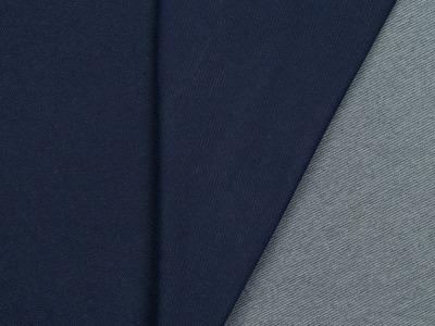 05m Jersey Jeansoptik dunkelblau