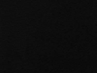 05m wasserfester Outdoorstoff uni schwarz weitere