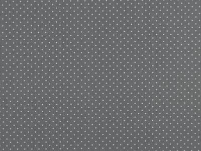 05m BW grau Minipunkte Petit Dots