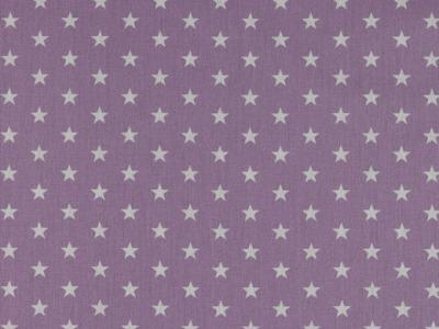 05m BW flieder Sterne Petit Stars