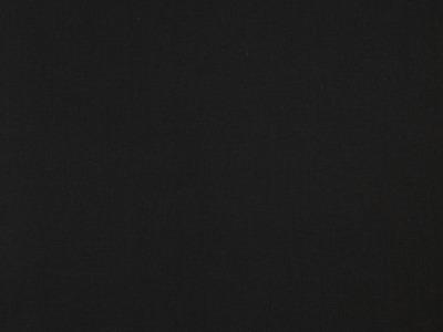 05m Baumwolle Uni schwarz Auch in