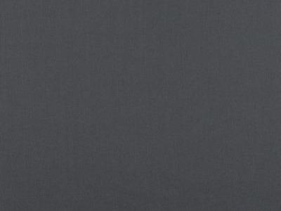 05m Baumwolle Uni dunkles Grau Auch
