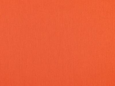 05m Baumwolle Uni orange Auch in