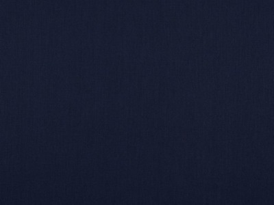 05m Baumwolle Uni dunkelblau navy Auch