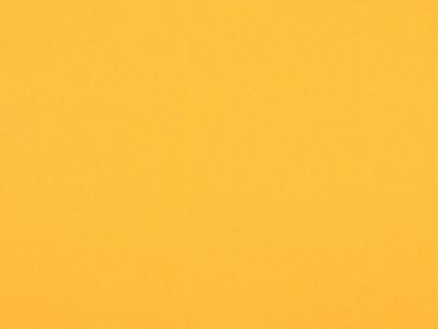 05m Baumwolle Uni gelb 020 Auch