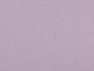 05m Baumwolle Uni flieder hell lila