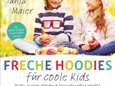 Buch Freche Hoodies für coole Kids