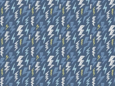 05m Jersey Blitze jeansblau dusty weiß