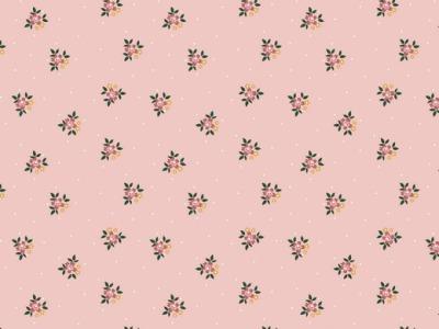 05m BW Lovely Flower by poppy