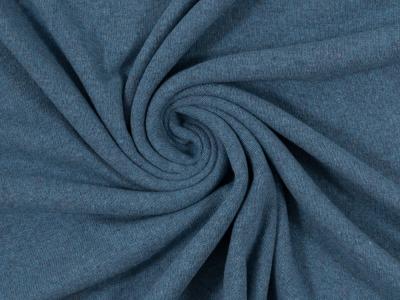 05m Strickstoff Bene meliert rauchblau Auch
