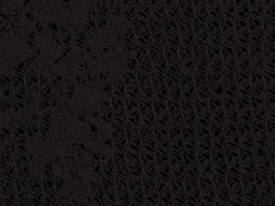 05m Spitze floral Blumen schwarz weitere