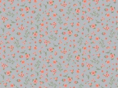 05m BW GOTS Sweet Flowers Kleine